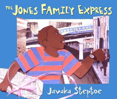 Click for more detail about The Jones Family Express by Javaka Steptoe