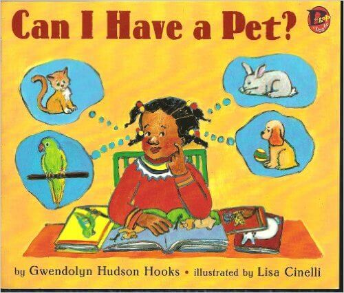 Click for more detail about Can I have a pet? by Gwendolyn Hooks