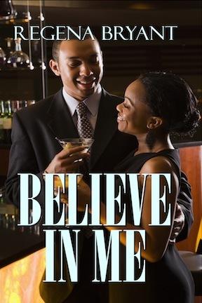 Book Cover Believe In Me by Regena Bryant