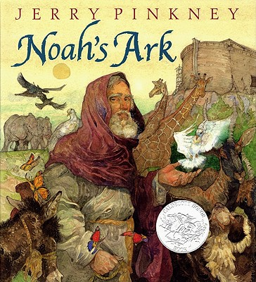 Click for more detail about Noah's Ark by Jerry Pinkney