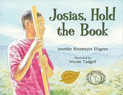 Book Cover Josias, Hold the Book by Jennifer Elvgren