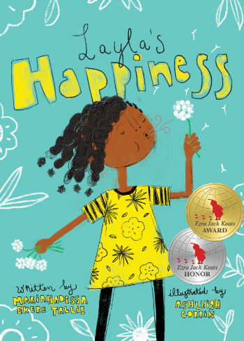 Click for more detail about Layla's Happiness by Mariahadessa Ekere Tallie