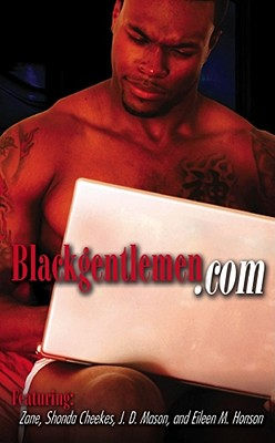 Book cover of Blackgentlemen.com by Zane