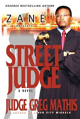 Book Cover Street Judge by Greg Mathis