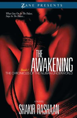 Book Cover The Awakening: Book One of the Chronicles of the Nubian Underworld by Shakir Rashaan