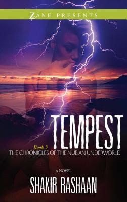 Book Cover Tempest: Book Three of the Chronicles of the Nubian Underworld by Shakir Rashaan