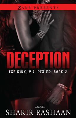 Book Cover Deception: The Kink, P.I. Series by Shakir Rashaan