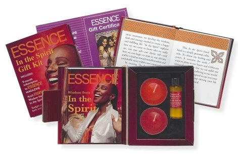 Click for more detail about Essence: In The Spirit Gift Kit (Activity Kit) (Petites Plus With Magazine Gift Subscriptions) by Susan L. Taylor
