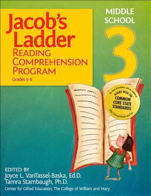 Click for more detail about Jacob's Ladder Reading Comprehension Program - Level 3 by Joyce VanTassel-Baska Ed.D. and Tamra Stambaugh Ph.D.
