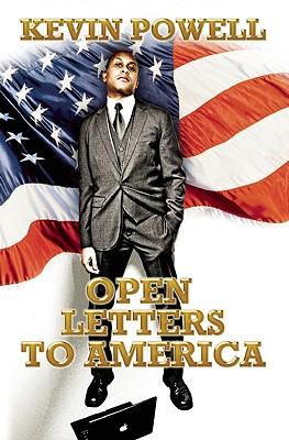 Click for a larger image of Open Letters To America: Essays By Kevin Powell
