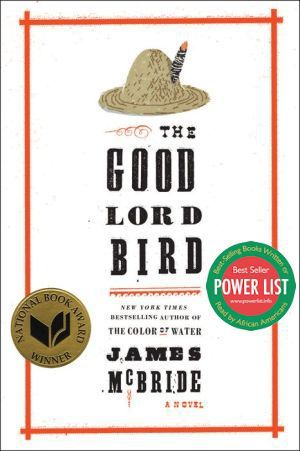 Photo of Go On Girl! Book Club Selection April 2014 – Selection The Good Lord Bird by James McBride