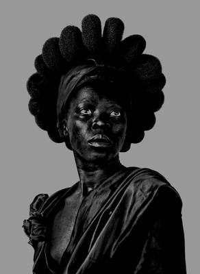 Book Cover Zanele Muholi: Somnyama Ngonyama, Hail the Dark Lioness by Zanele Muholi