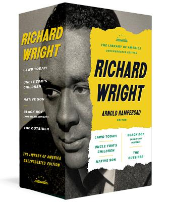 Click for more detail about Richard Wright: The Library of America Unexpurgated  (Boxed Set) by Richard Wright