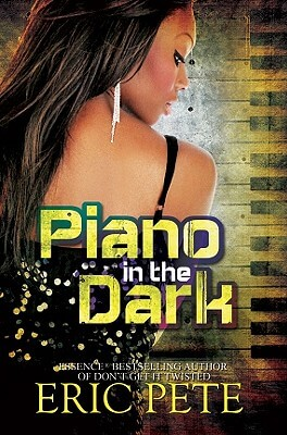 Book Cover Piano In The Dark by Eric Pete