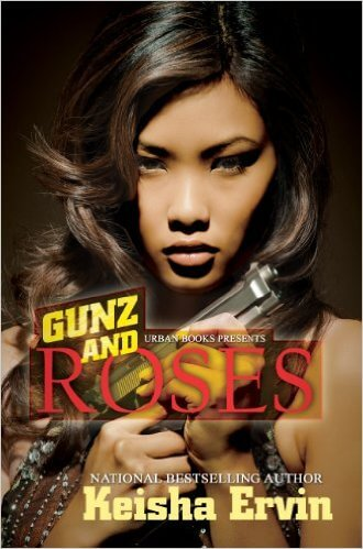 Click for more detail about Gunz and Roses by Keisha Ervin