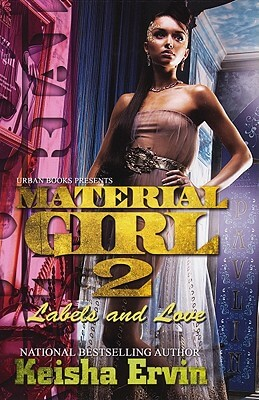 Click for more detail about Material Girl 2 by Keisha Ervin