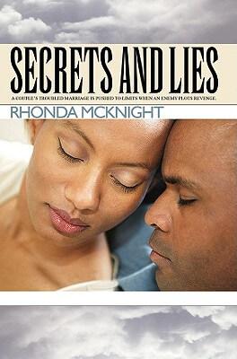 Book Cover Secrets and Lies by Rhonda McKnight