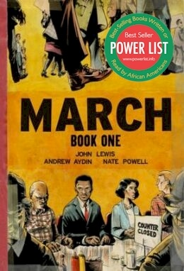 Click for more detail about March Book One by John Lewis and Andrew Aydin