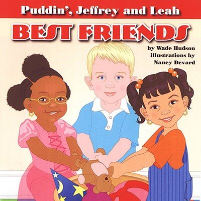 Click for more detail about Puddin' Jeffrey and Leah: Best Friends by Wade Hudson