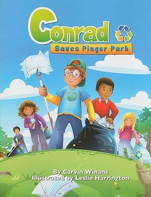 Click for more detail about Conrad Saves Pinger Park by Carvin Winans
