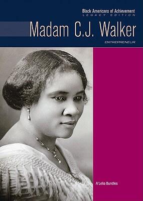 Book Cover Madam C.J. Walker: Entrepreneur (Black Americans of Achievement) by A'Lelia Bundles