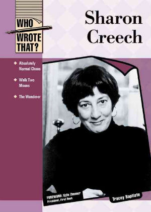 Click for more detail about Sharon Creech (Who Wrote That?) by Tracey Baptiste