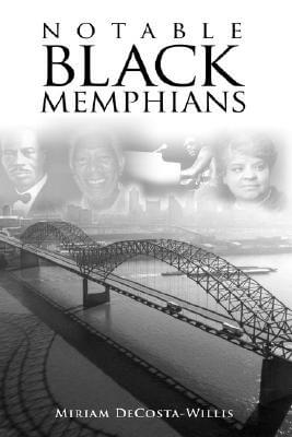 Book Cover Notable Black Memphians by Miriam Decosta-Willis