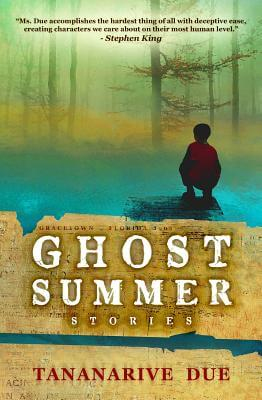 Click for a larger image of Ghost Summer: Stories