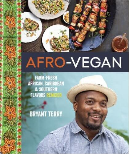 Click for a larger image of Afro-Vegan: Farm-Fresh African, Caribbean, and Southern Flavors Remix