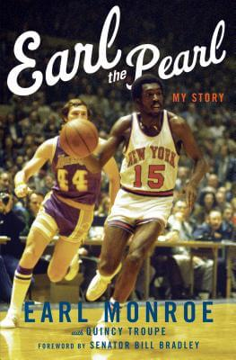 Book Cover Earl The Pearl: My Story by Earl Monroe and Quincy Troupe