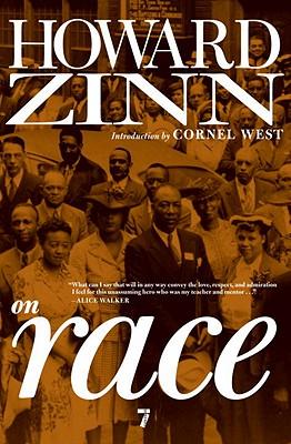 Book Cover Howard Zinn on Race by Howard Zinn