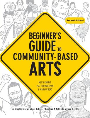 Click for a larger image of Beginner's Guide to Community-Based Arts