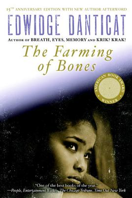 Book Cover The Farming of Bones by Edwidge Danticat
