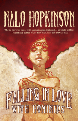 Book Cover Falling in Love with Hominids by Nalo Hopkinson