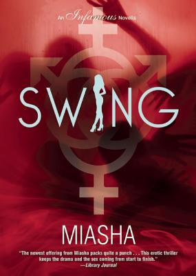 Book Cover Swing by Miasha
