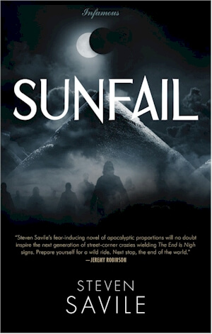 Click for more detail about Sunfail by Steven Savile