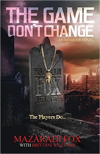 Book Cover The Game Don't Change The Players Do… by Mazaradi Fox