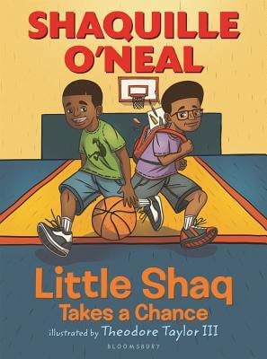 Click for more detail about Little Shaq Takes a Chance by Shaquille O'Neal