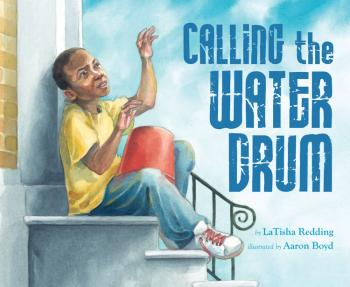 Click for more detail about Calling the Water Drum by Latisha Redding