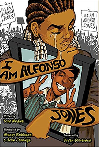 Click for more detail about I Am Alfonso Jones by Tony Medina