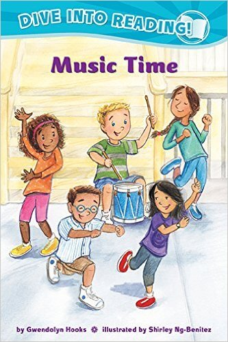Click for more detail about Music Time  by Gwendolyn Hooks
