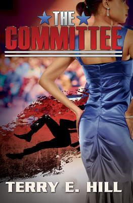 Book Cover Committee by Terry E. Hill