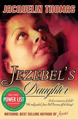Book cover of Jezebel's Daughter by Jacquelin Thomas