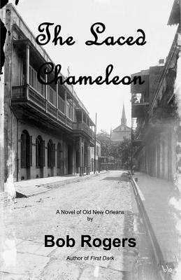 Book Cover The Laced Chameleon by Bob Rogers