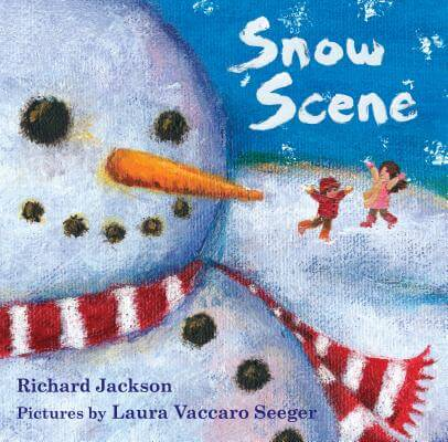 Click for more detail about Snow Scene by Richard Jackson
