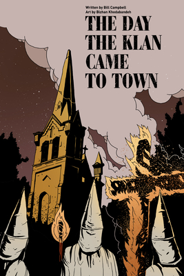 Book Cover Day the Klan Came to Town by Bill Campbell