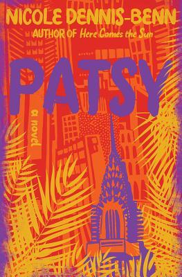 Book Cover Patsy by Nicole Dennis-Benn