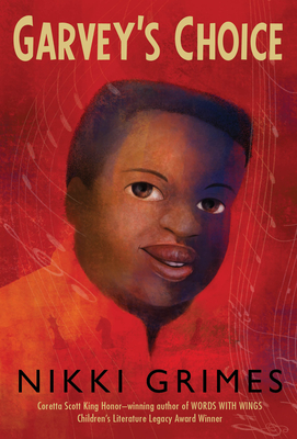 Book Cover Garvey's Choice by Nikki Grimes