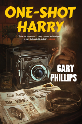 Click for more detail about One-Shot Harry by Gary Phillips