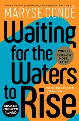 Book Cover Waiting for the Waters to Rise by Maryse Conde